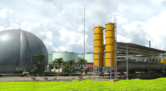 Biogas Generation, Accumaltion, Treatment